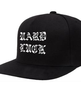 Hard Luck Mfg. Novios Black Snapback
