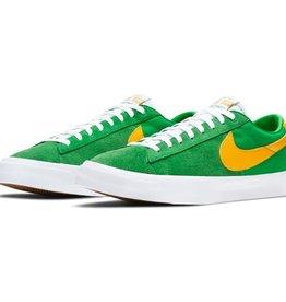 Nike USA, Inc. Nike SB Zoom Blazer Low Pro GT  Lucky Green/Yellow