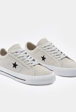 Converse USA Inc. One Star Pro OX Perforated Pale Putty/White