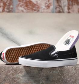 Vans Shoes Skate Slip On Black/White