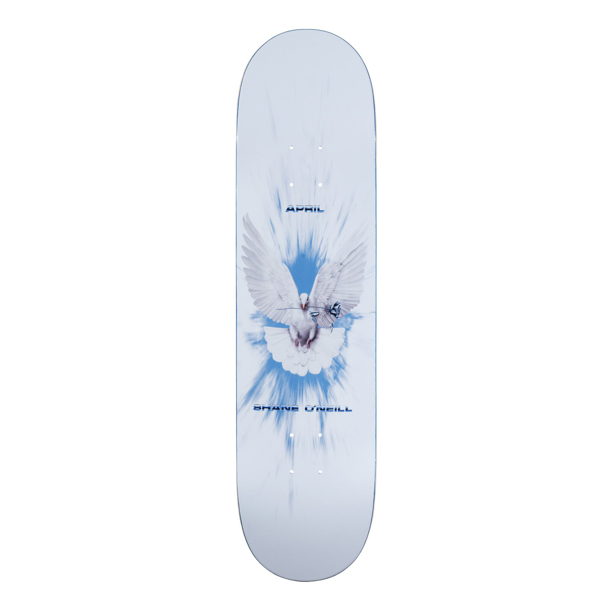 April Skateboards Shane O'Neill Dove 8.25