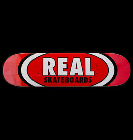 """Real Skateboards Classic Oval 8.12"""""""