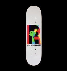 """Real Skateboards Eclipsing White 8.25"""""""