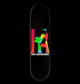 "Real Skateboards Eclipsing Black 8.06"""