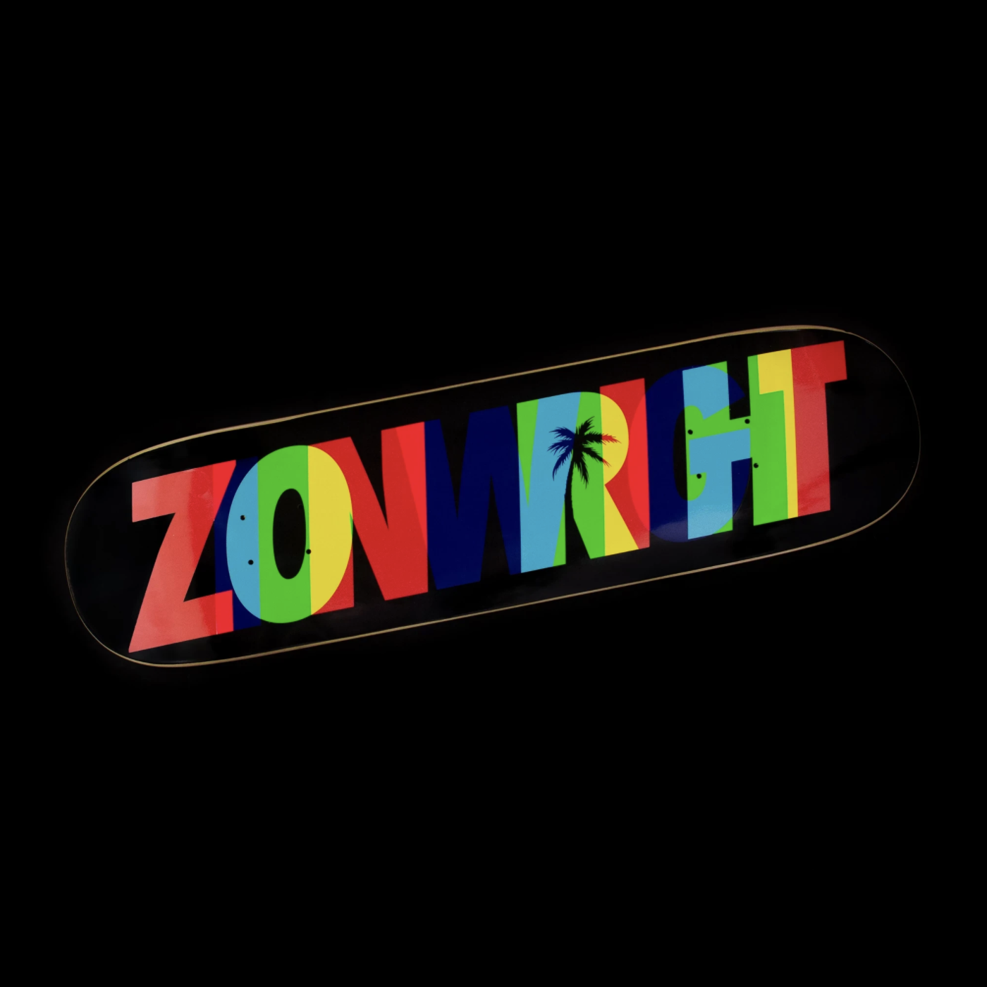 """Real Skateboards Eclipsing Zion 8.25"""""""