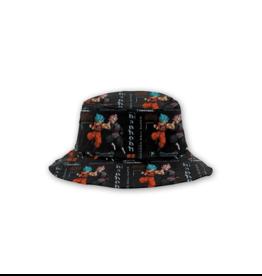 Primitive Goku Versus Bucket Hat