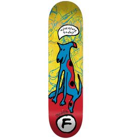 "Foundation Skateboards Adventure Today 8.25"""