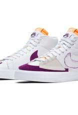 Nike USA, Inc. Nike SB Zoom Blazer Mid Edge L White/Viotech