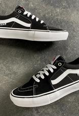 Vans Shoes Skate Sk8 Low Black/White