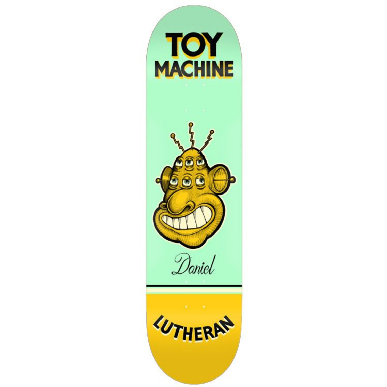 "Toy Machine Lutheran Pen N Ink 7.75"""