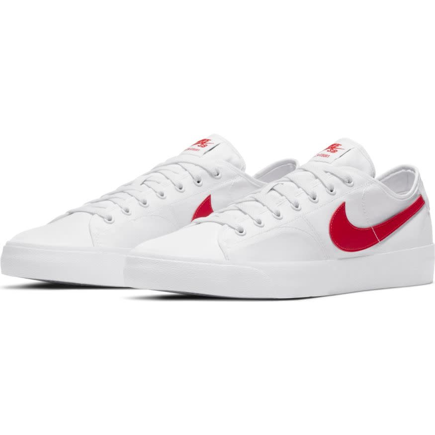 Nike USA, Inc. Nike SB BLZR Court White/Red