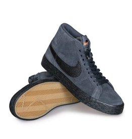 Nike USA, Inc. Nike SB Zoom Blazer Mid ISO Smoke Grey/Black