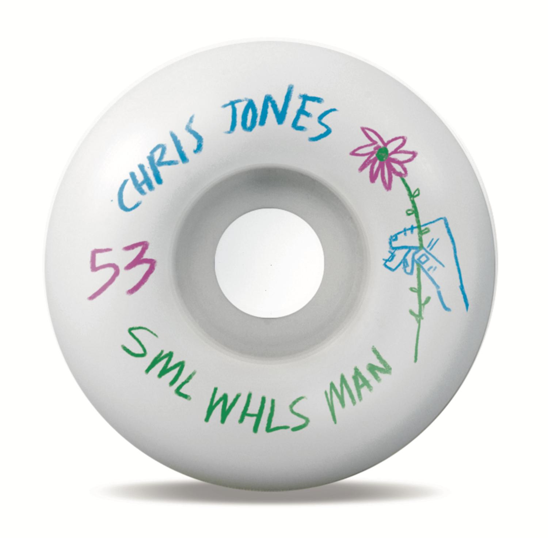 SML. Wheels Pencil Pusher Jones OG Wide 99a 53mm