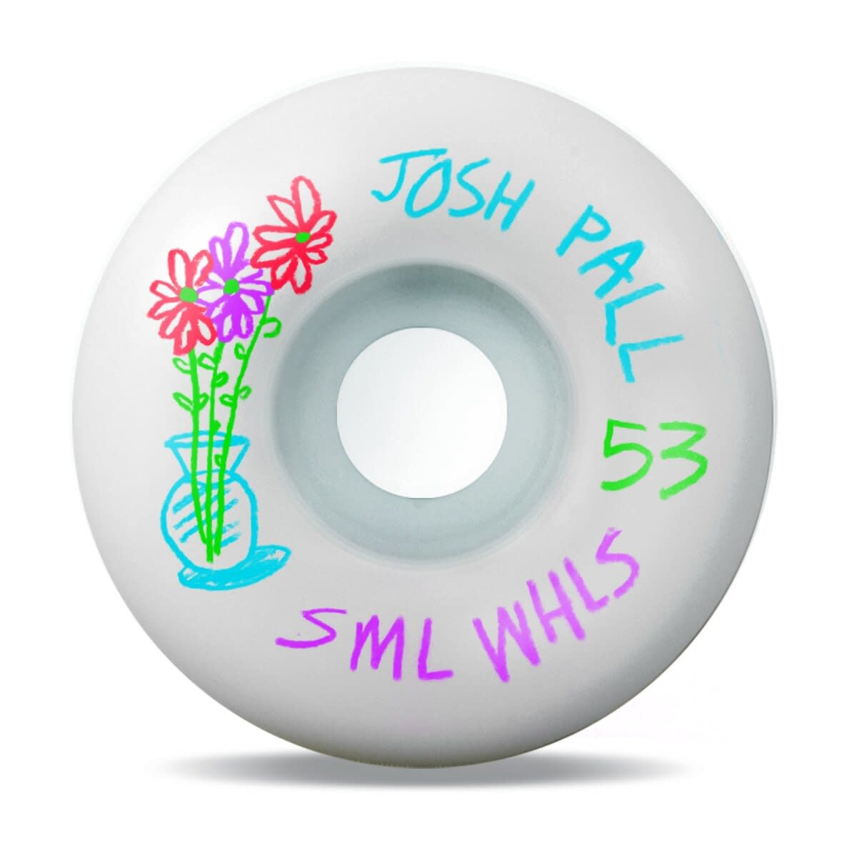 SML. Wheels Pencil Pusher Pall OG Wide 99a 53mm