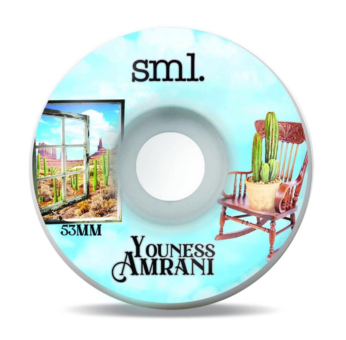 SML. Wheels Still Life Amrani OG Wide 99a 54mm