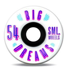 SML. Wheels Succulent Cruiser Iris V-cut 92a 54mm