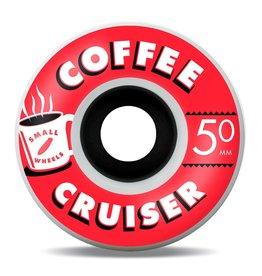 SML. Wheels Coffee Cruiser Charcoals 78a 50mm