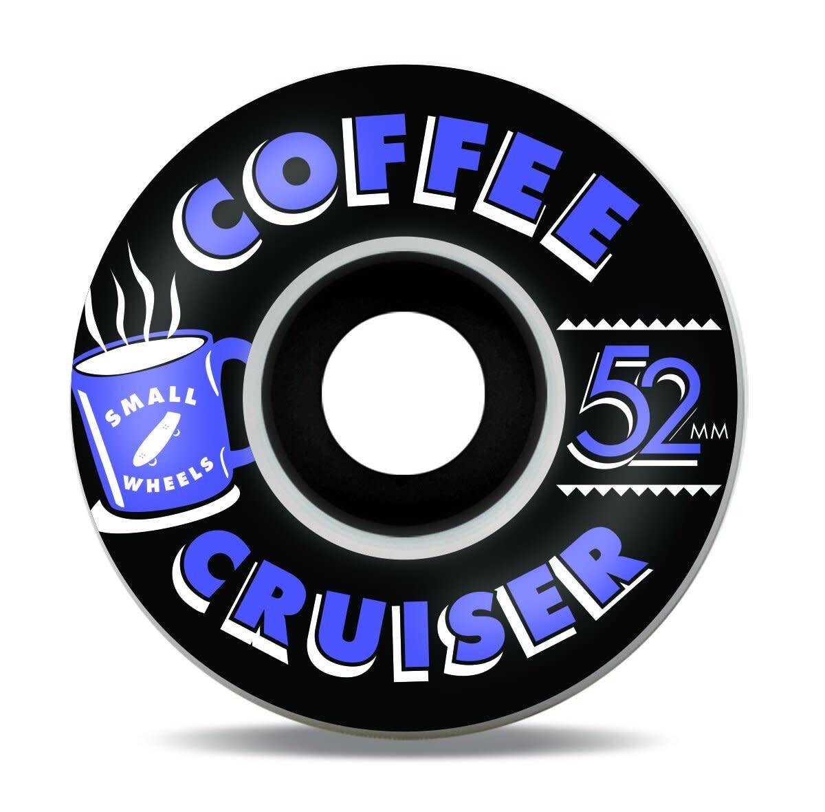 SML. Wheels Coffee Cruiser Bruisers 78a 52mm