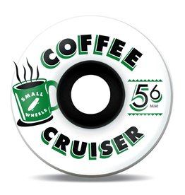 SML. Wheels Coffee Cruiser Forest 78a 56mm