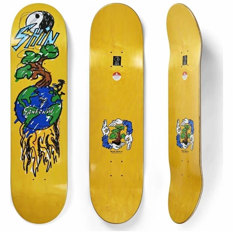 Polar Skate Co. Bonzai Ride Sanbongi 8.5