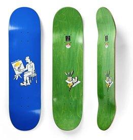 Polar Skate Co. Painter Brady Blue 7.875