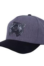 Fucking Awesome Dogs Snapback Grey/Black