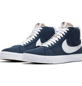 Nike USA, Inc. Nike SB Blazer Mid Navy/White