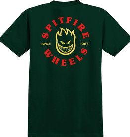 Spitfire Wheels Bighead Classic Forest Green