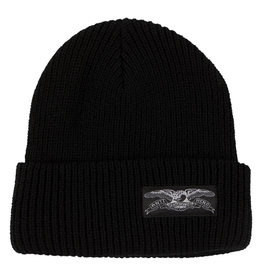 Anti Hero Stock Eagle Label Beanie Black