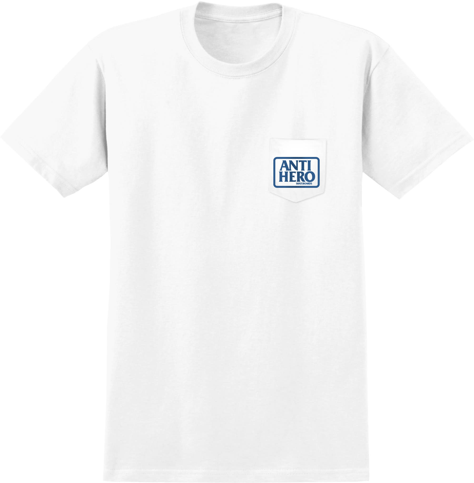Anti Hero Reserve Pocket White/Blue M