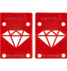 Diamond Supply Company, Inc Rise and Shine Red Riser