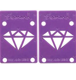 Diamond Supply Company, Inc Rise and Shine Purple Riser