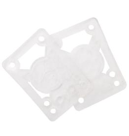 "Pig Wheels Pig Soft Riser Pad 1/8"" Clear"