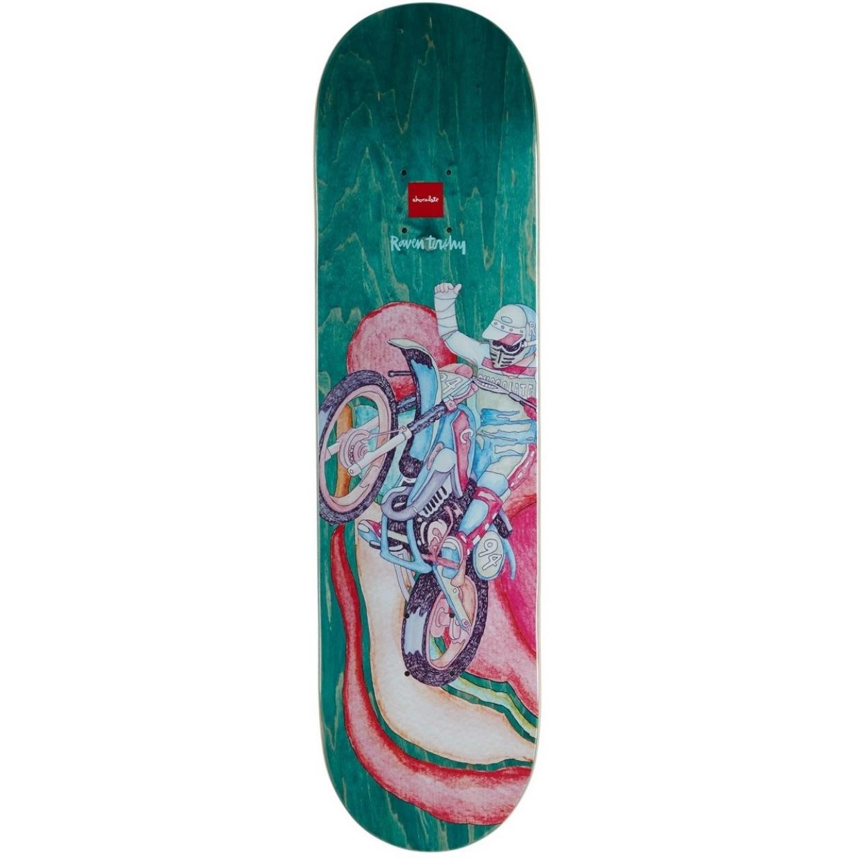 "Chocolate Skateboards Tershy Psych Bike 8.25"""