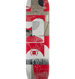 Chocolate Skateboards Anderson (RED) 8.0""