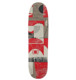 Chocolate Skateboards Anderson (RED) Skidul 8.5""