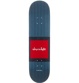 "Chocolate Skateboards Alvarez Pop Secret 8.0"" Blue"