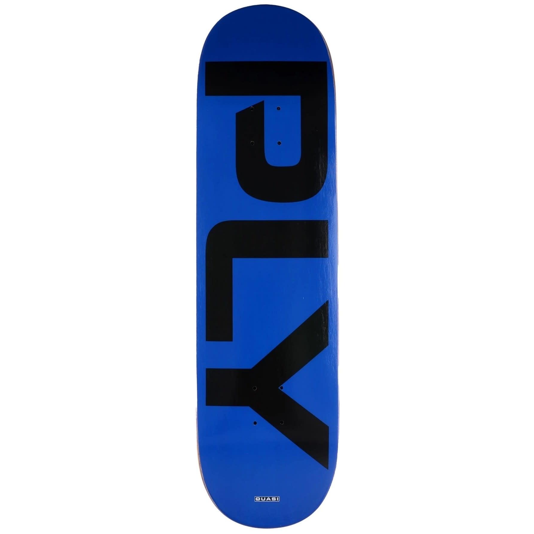 Quasi Skateboards PLY 8.625 Blue