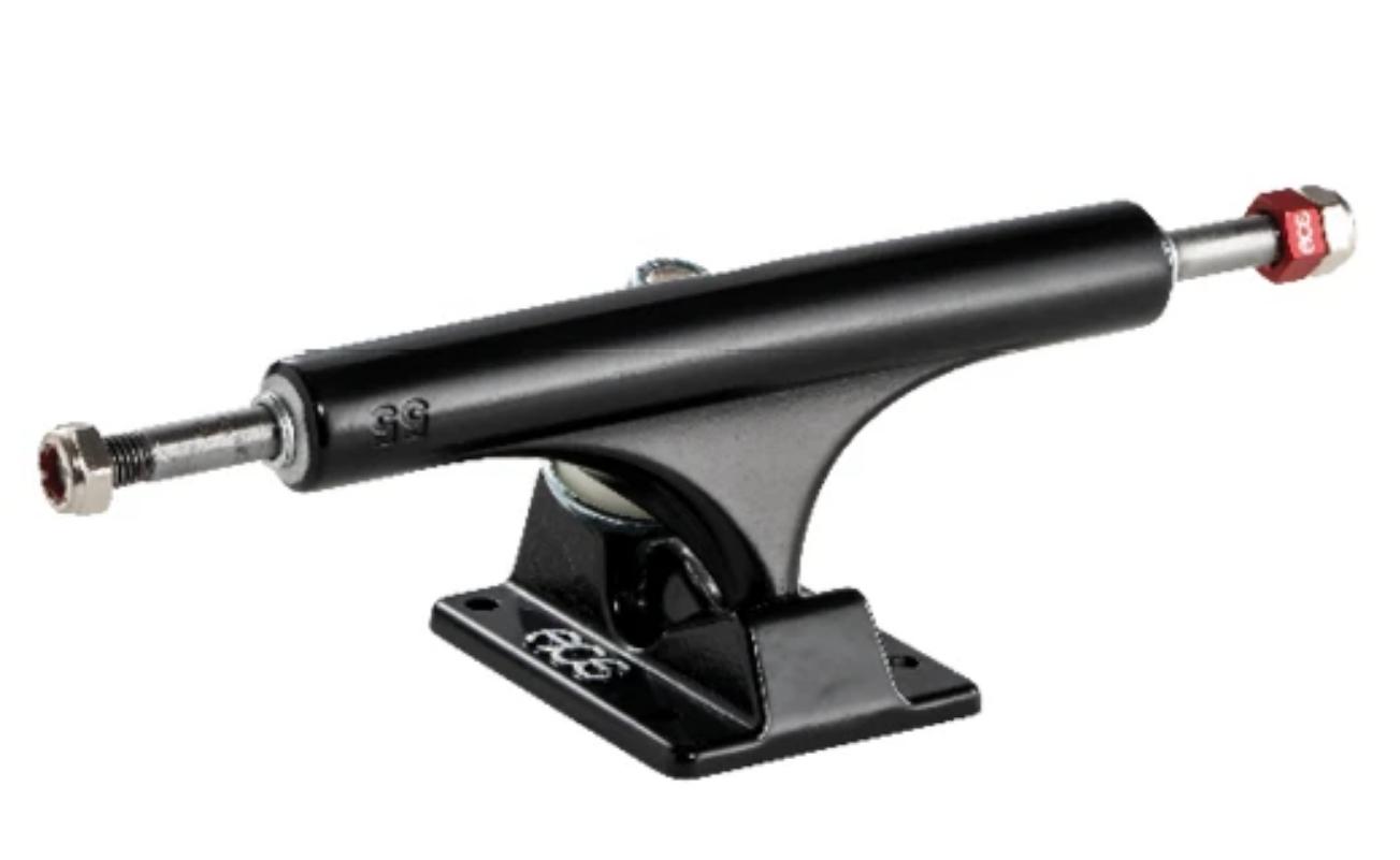 Ace Skateboard Truck MFG. Ace AF1 55 Black