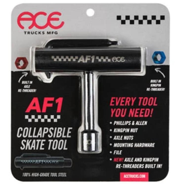 Ace Skateboard Truck MFG. Ace AF1 Skate Tool