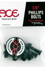 "Ace Skateboard Truck MFG. Ace Bolts Phillips 7/8"""