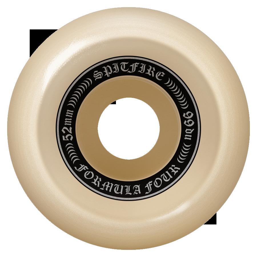 Spitfire Wheels Spitfire F4 99 OG Classic 52mm