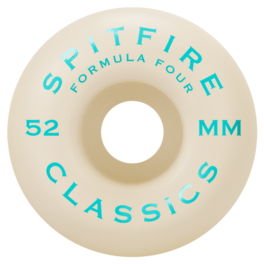 Spitfire Wheels Spitfire F4 99 Floral Classic 52