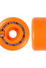 Spitfire Wheels Spitfire F4 99d Tablet Neon Orange 53