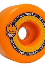 Spitfire Wheels Spitfire F4 99d Tablet Neon Orange 54