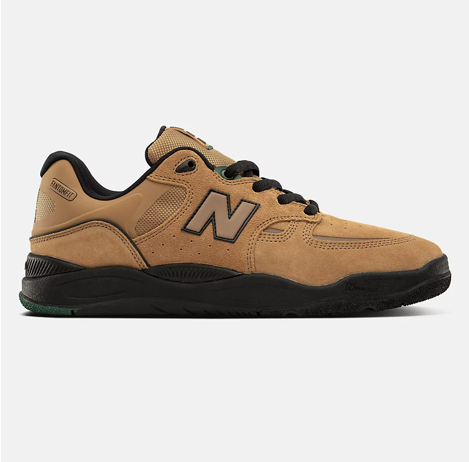 New Balance Numeric 1010 Tiago Brown/Black