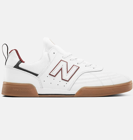New Balance Numeric 288 Sport White/Red/Gum