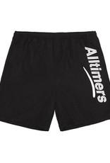 ALLTIMERS Swum Shorts Black