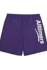 ALLTIMERS Swum Shorts Purple