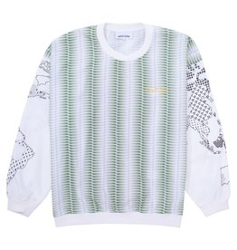 Fucking Awesome Pullover Jacket Optical Green